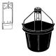 Bucket Bracket