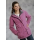 Roper Ladies Ranch Coat - Pink