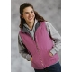 Roper Ladies Canvas Vest - Pink
