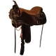 Tucker Snake River Trail Saddle - Smooth