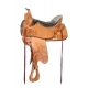 Tucker High Plains Trail Saddle - #260 Tooled Design